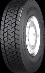 SEMPERIT 315/70 R22,5  RUNNER  M+S  D2   NAPĘD
